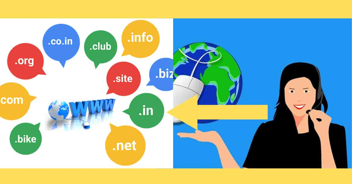 What are domain name