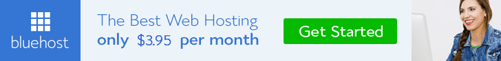 Bluehost is the best web hosting.