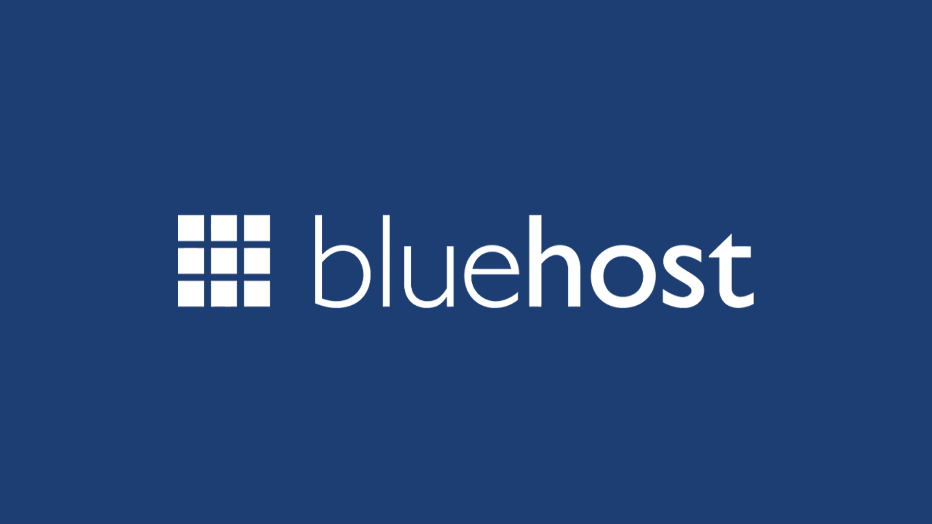 BlueHost Hosting Best for small business