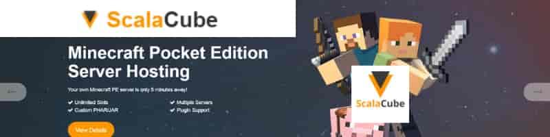 ScalaCube Minecraft Server Review