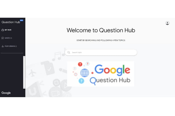 Google Revamp Question Hub Interface and Look