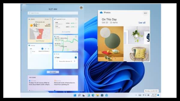 Microsoft Windows 11 Widgets